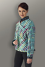 Prism Jacket by Uosis Juodvalkis  and Jacquie Rice  (Cotton Jacket)