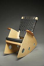 Rocker by Todd  Bradlee (Wood Chair)