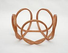 Foiver Table by Derek Hennigar (Wood Coffee Table)