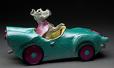 Stella Cruise by Byron Williamson (Ceramic Sculpture)