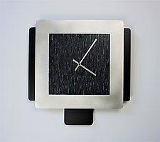 Short Tuxedo by Linda Lamore (Metal Clock)