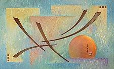 Awakenings by Linda Lamore (Mixed-Media Painting)