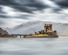 Eilean Donan Castle by Matt Anderson (Color Photograph)