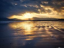 Coasts of Ireland No.18: Smerwick Harbor Sunrise by Matt Anderson (Color Photograph)