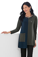 Sonia Tunic by Comfy USA  (Knit Tunic)