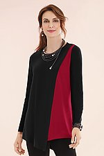 Aura Tunic by Comfy USA (Knit Tunic)