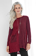 Lucy Tunic by Comfy USA  (Knit Tunic)