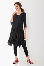 Arella Dress by Comfy USA  (Knit Dress)