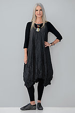 Aria Dress by Comfy USA  (Woven Dress)