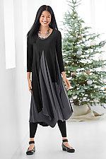 Kelsey Dress by Comfy USA  (Knit Dress)