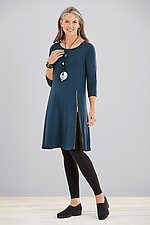 Milan Dress by Comfy USA (Knit Dress)
