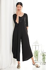 Izzy Jumpsuit by Comfy USA (Knit Jumpsuit)