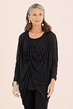 Vara Tunic by Comfy USA (Knit Top)