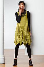 Isadora Dress by Comfy USA  (Woven Dress)