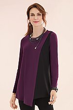Aura Tunic by Comfy USA (Knit Tunic)