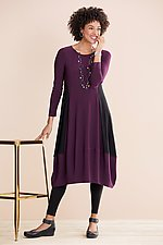 Sadie Dress by Comfy USA (Knit Dress)