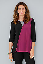 Riley Tunic by Comfy USA (Knit Tunic)