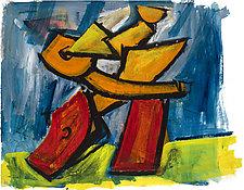 Musician by Nick Edmonds (Giclee Print)