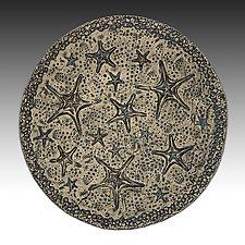 Star Fish Bowl II by Valerie Seaberg (Ceramic Bowl)