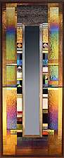 Dusky by Thomas Meyers (Art Glass Mirror)