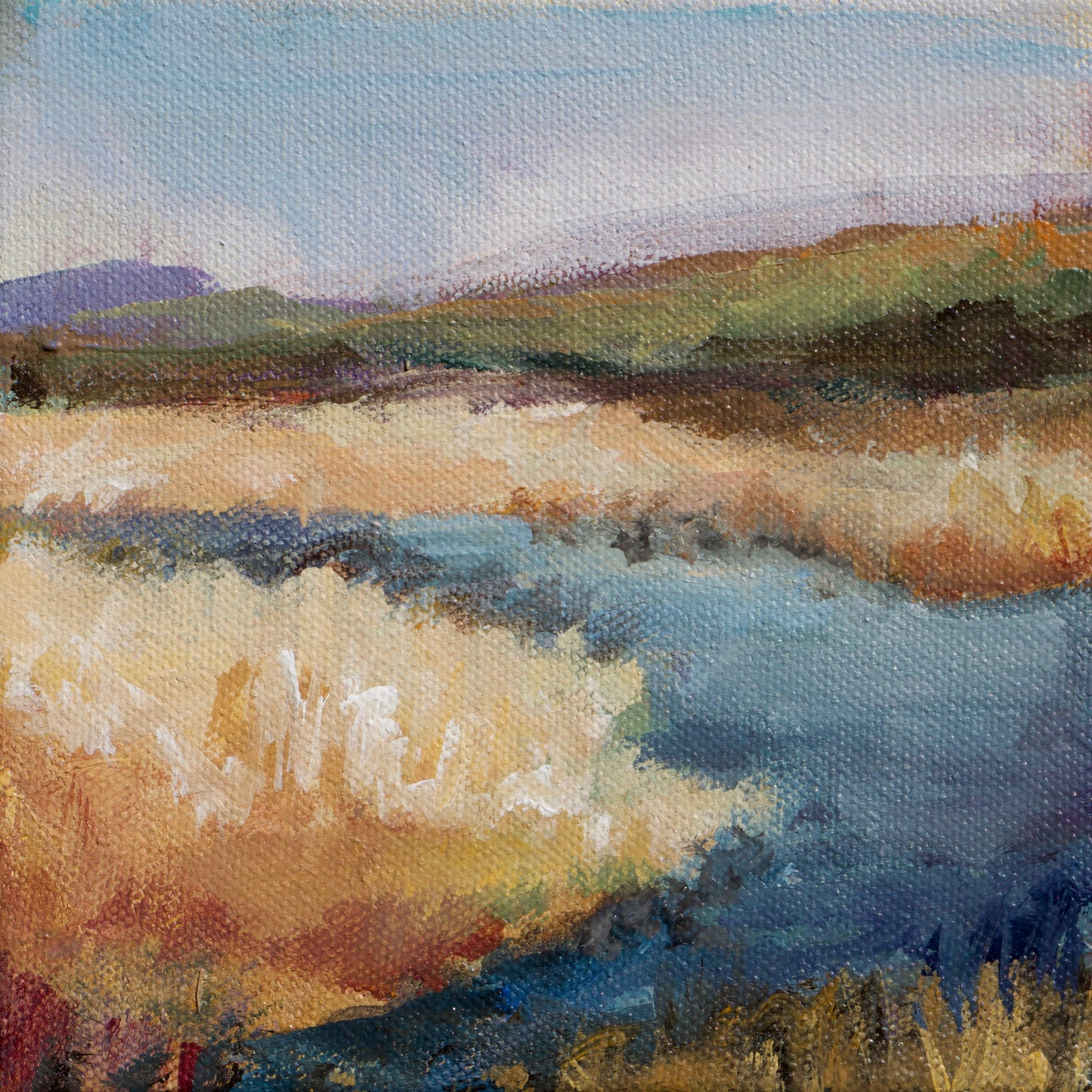 North Fork By Karen Hale Acrylic Painting Artful Home
