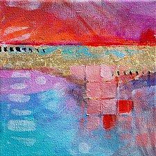 Momentum II by Karen  Hale (Acrylic Painting)
