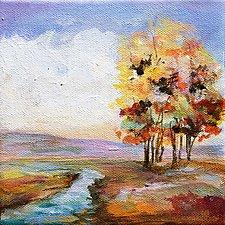 New Season II by Karen  Hale (Acrylic Painting)