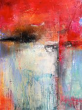Spontaneous by Karen  Hale (Acrylic Painting)