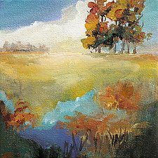 Autumn by Karen  Hale (Acrylic Painting)