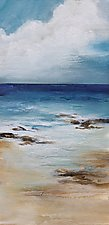 Salt Air by Karen  Hale (Acrylic Painting)