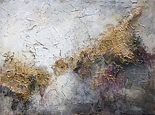 Exploration by Karen  Hale (Mixed-Media Painting)