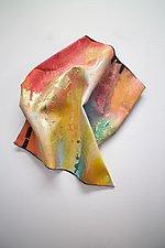 Sunshine by Karen  Hale (Painted Wall Sculpture)