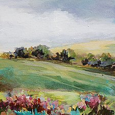 Spring Morning by Karen  Hale (Acrylic Painting)