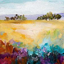 High Noon by Karen  Hale (Acrylic Painting)