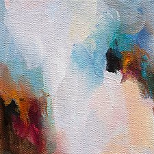 Interlude 1 by Karen  Hale (Acrylic Painting)