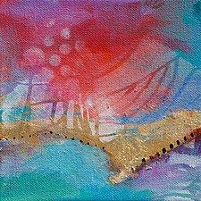 Momentum III by Karen  Hale (Acrylic Painting)
