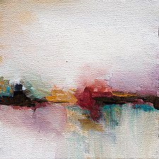 Interlude 2 by Karen  Hale (Acrylic Painting)