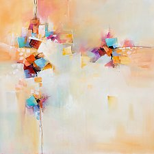 Unstructured by Karen  Hale (Acrylic Painting)