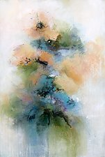 At the Edge of Spring by Karen  Hale (Acrylic Painting)