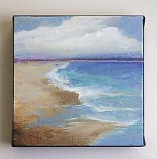 Coastal Retreat I by Karen  Hale (Acrylic Painting)
