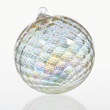 Moonlight by Katerina Lockwood (Art Glass Ornament)