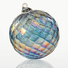 Into the Mystic by Katerina Lockwood (Art Glass Ornament)