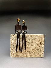 The Two of Us in Love by Yenny Cocq (Bronze Sculpture)