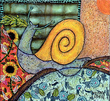 A Snail's Life by Penny Feder (Giclee Print)