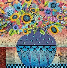 Floral High by Penny Feder (Giclee Print)