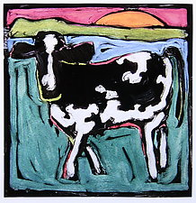 My Cow by Penny Feder (Giclee Print)