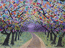 Purple Haze by Penny Feder (Giclee Print)