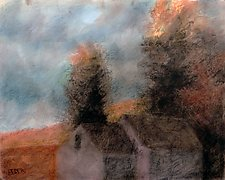 Sunstorm by Penny Feder (Giclee Print)