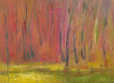 Sunlight Spring by Jan Fordyce (Oil Painting)