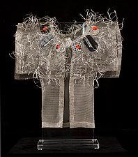 Aura Kimono by Susan McGehee (Metal Sculpture)